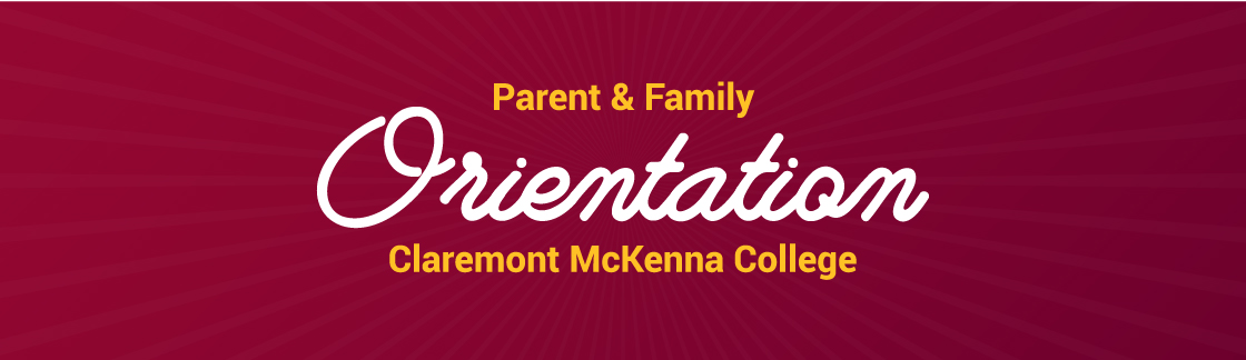 Parent and Family Orientation