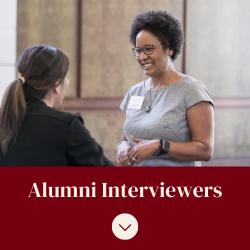 Alumni Interviewer