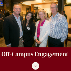 Off-Campus Engagement